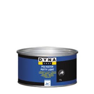 Шпатлевка Dyna Polyester Putty Light 1л