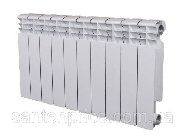 Радиатор алюминиевый 3-х канальный Aqua-World