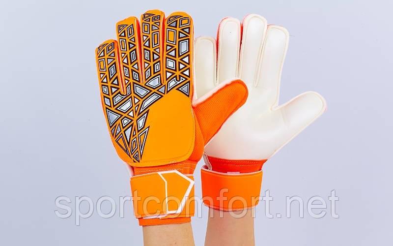 Вратарские перчатки с защитой пальцев O