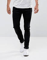 c2f329aed53 Джинси D-Struct - Black Skinny Jeans ALM (мужские узкие черные джинсы)