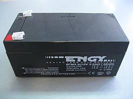 Аккумуляторная батарея Engy 6FM3.2 12V 3.2Ah/20HR