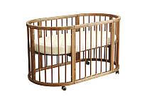 """Детская кроватка-трансформер Веселка """"BABY CLOUD"""""""