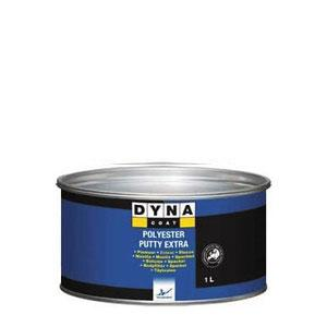 Финишная шпатлевка Dyna Polyester Putty Extra 1л