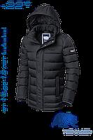 Длинная зимняя куртка подростковая Braggart Teenager 7052V