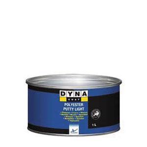 Шпатлевка с стекловолокном Dynacoat Polyester Putty Glass Fiber 1л