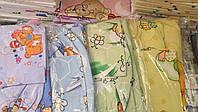 Комплект сменного белья в детскую кроватку
