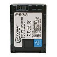 Аккумулятор к фото/видео EXTRADIGITAL Canon BP-808 Chip (BDC2415)