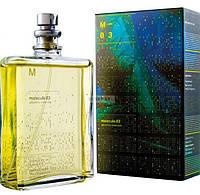 Туалетная вода унисекс Molecule 03 Escentric Molecules(Мини набор парфюмерии в подарок!)