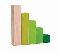 Блоки для расположения по порядку Plan Тoys (5370)
