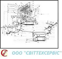 38 Гидравлическая система на Н4500