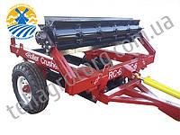 Измельчителироликовый водоналивной«Roller Crusher» RC-6