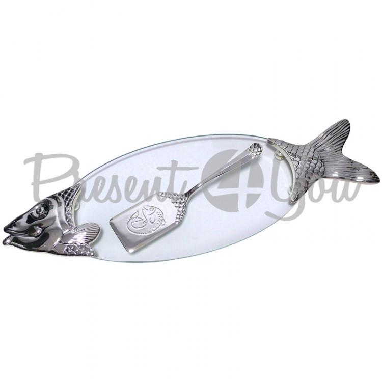 Подставка «Рыба»,58,5 х19,5 см (461-4224)