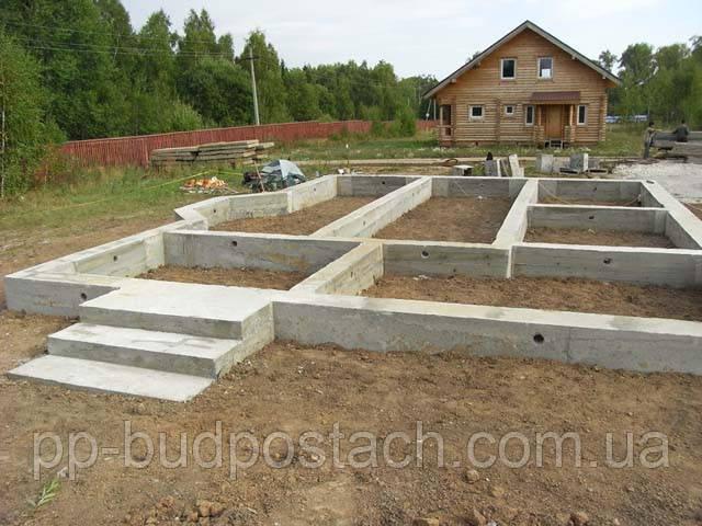 Фундамент для житлового будинку