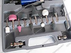 Пряма пневматична шліфувальна машина Forte DG-2236, фото 2