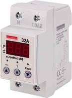 E.NEXT e.control.v08 Реле контроля напряжения однофазное 32А c индикацией