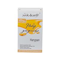 Набор для депиляции с картриджем Натурал Silk&soft