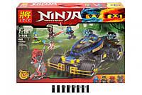 Конструктор LELE Ninja 31026 САМУРАЙ VXL, аналог Lego Ninjago 70625, 448 дет.