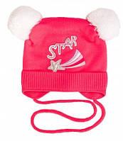 Шапка Star детская для девочки, фото 1