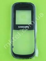 Передняя крышка для Samsung e1200 черный