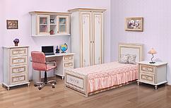 """Спальня для девочки""""Сорренто"""""""