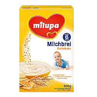 Milupa Молочная каша с песочным печеньем с 6 месяцев 500 г