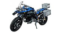 """Конструктор Lele Technology 38022 """"Приключения на BMW R 1200 GS"""", 2 in 1, 603 дет, фото 1"""