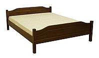 Ліжко дерев'яне ЛК-101, фото 1