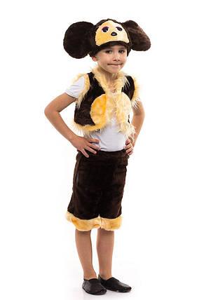 Карнавальный костюм Чебурашка, фото 2