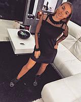 Платье коктейльное женское 0131 дор