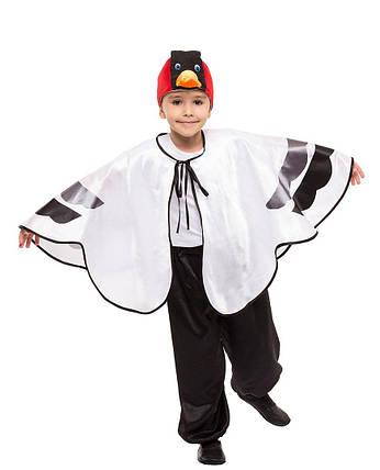 Карнавальный костюм Аист, Журавль, Цапля, фото 2