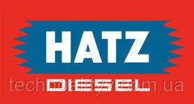 Логотип HATZ diesel