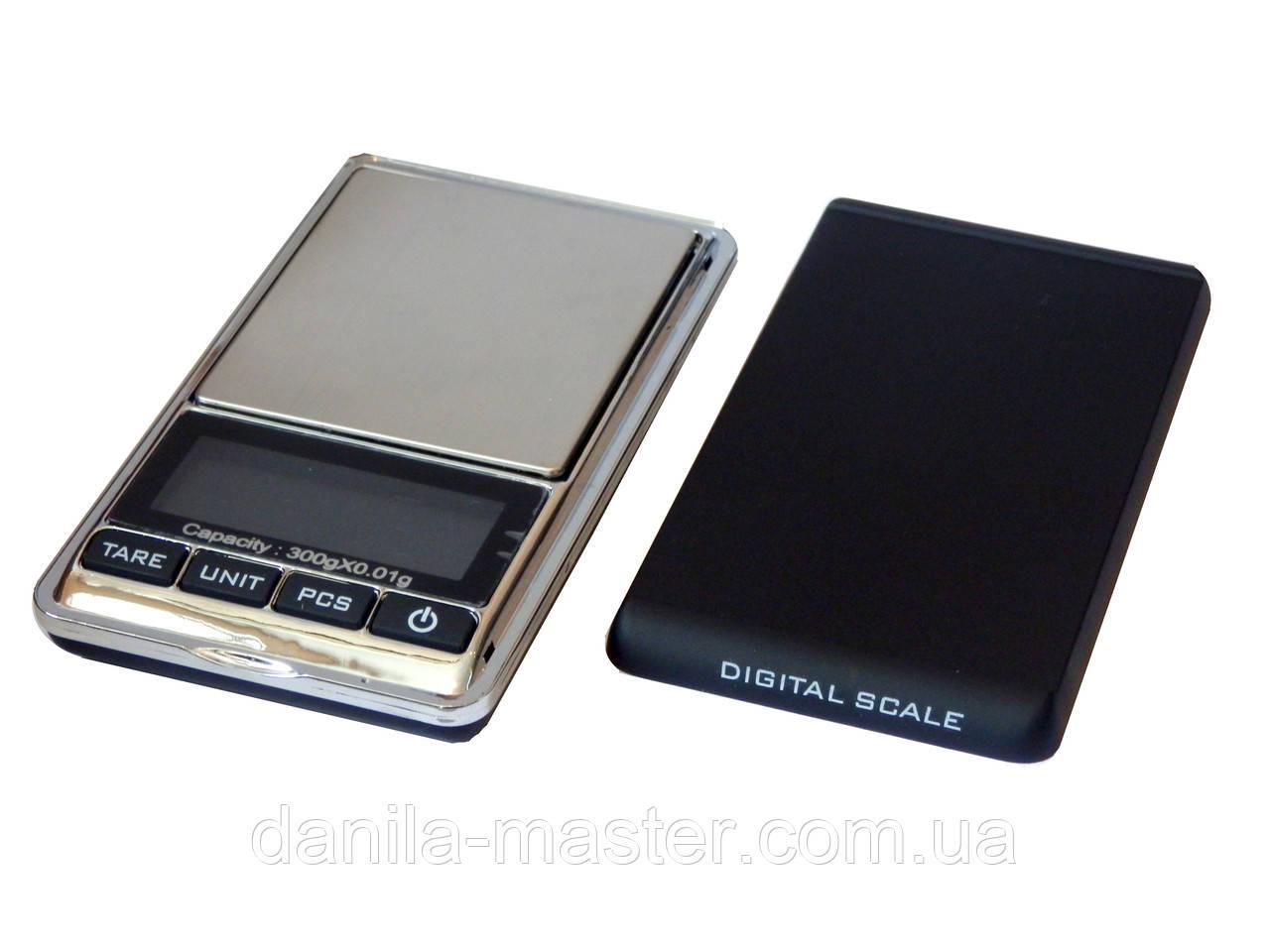 Весы электронные ручные (500/0,01g)