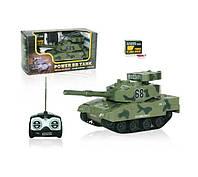 Танк Power BB Tank на радиоуправлении, стреляет пульками