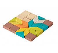 Деревянная мозаика  Plan Тoys