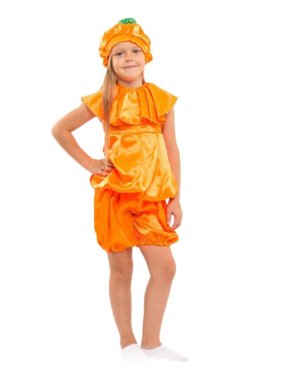 Карнавальный костюм Апельсин, Тыква