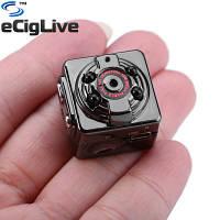 Мини Камера SQ8 (1080p, 30fps) 12MP датчик движения, ИК ночной режим, регистратор