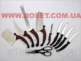 Професійний набір кухонних ножів Контр Про (Contour Pro Knives)