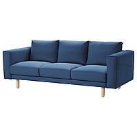 НОРСБОРГ, диван-кровать трехместный
