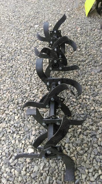 Фреза на колесную ось WEIMA (Вэйма) WM 900 (вал 24 мм, 4 секции по 3 ножа)