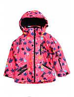 Куртка для девочки. Лыжная, непромокаемая, термо, зимняя