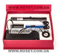 Указка лазерная Lazer Pointer 500mW от аккумулятора, фото 1