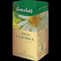 "Чай чёрный Greenfield ""Річ Камомайл"" 25п"