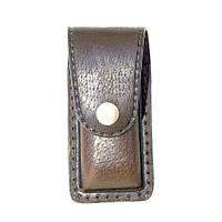 Футляр-коробка для перочинного ножа (кожа свиная) 85 x 32 x 20 мм
