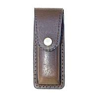 Футляр-коробка для перочинного ножа (кожа свиная) 110 x 32 x 20 мм