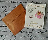 Листівка вітальна 5-37940 Открытка поздравительная