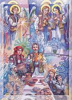 """Открытка """"Ангельский хорал небес, Різдво торжествує"""", фото 1"""