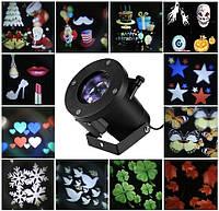 Уличный проектор LED GOBO LIGTE - 12 слайдов