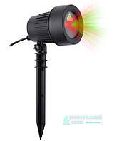 Уличный новогодний проектор RG Laser Star Lights