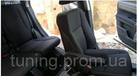Автомобильные чехлы модельные из эко кожи  ВАЗ LADA Largus D (7 мест) 2012-on