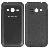 Задняя крышка батареи для мобильных телефонов Samsung G313F Galaxy Ace 4 LTE, G313H Galaxy Ace 4 Lite, черная